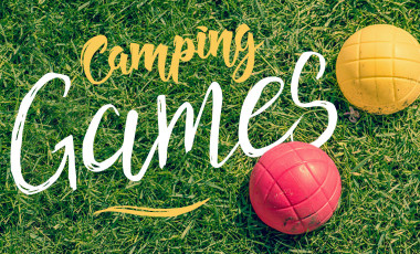 Five Fun Games for the Camping Kids