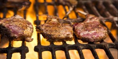 Grilled Marinated Lamb Chops