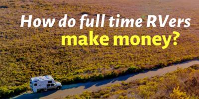 Make Money RVing!