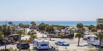 RV Parks in Florida with Beach Access