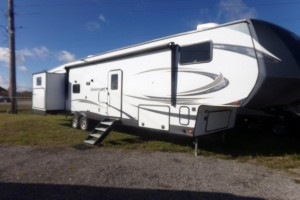 New 2019 Forest River Salem Hemisphere 356QB Fifth Wheels