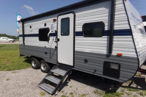 New 2020 Gulftstream Track and Trailer 17RTHSE Toy Hauler