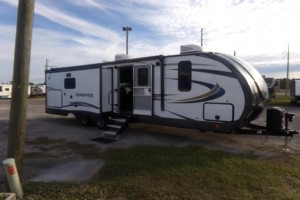 New 2019 Forest River Salem Hemisphere 272RL Travel Trailers