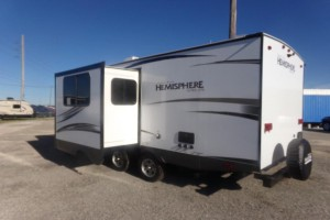 New 2019 Forest River Salem Hemisphere Hyper-Lyte 23RBHL Travel Trailers