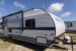 New 2021 Gulftstream Trailmaster Super Lite 19DS Travel Trailers