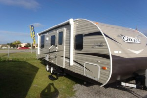 Used 2019 SHASTA OASIS 21CK Travel Trailers