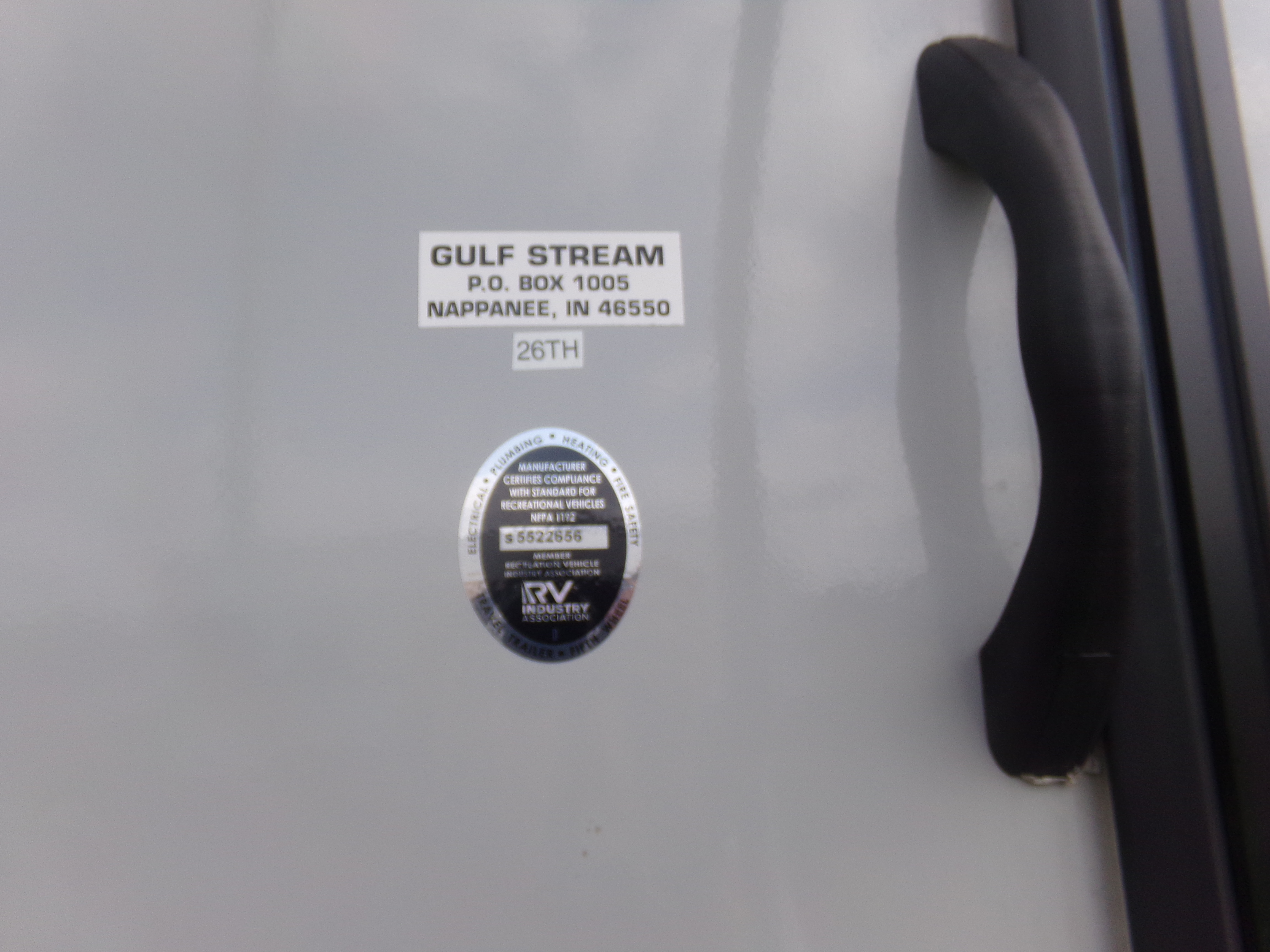 New 2020 Gulftstream GSX G26 Toy Hauler